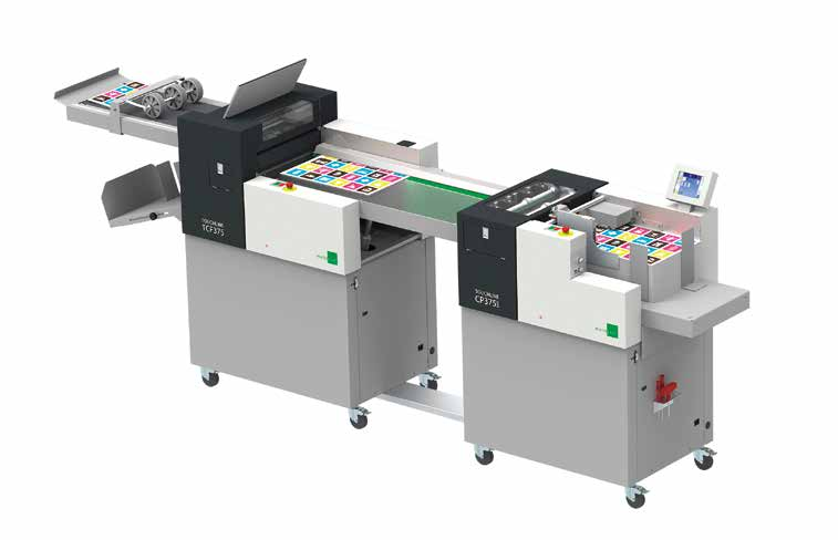 TOUCHLINE CP375 DUO & TCF375